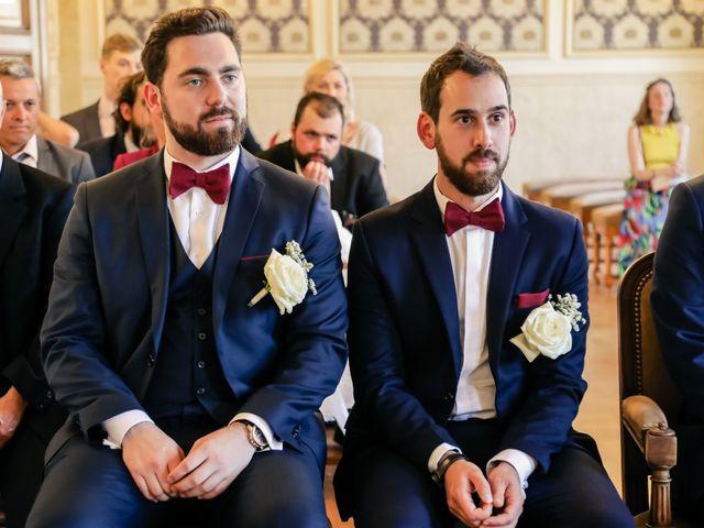 Le mariage de Sébastien et Solène à Levallois-Perret, Hauts-de-Seine 52
