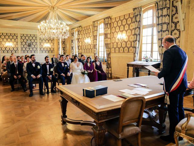 Le mariage de Sébastien et Solène à Levallois-Perret, Hauts-de-Seine 53