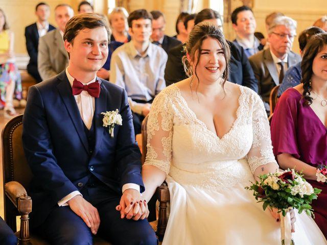 Le mariage de Sébastien et Solène à Levallois-Perret, Hauts-de-Seine 54