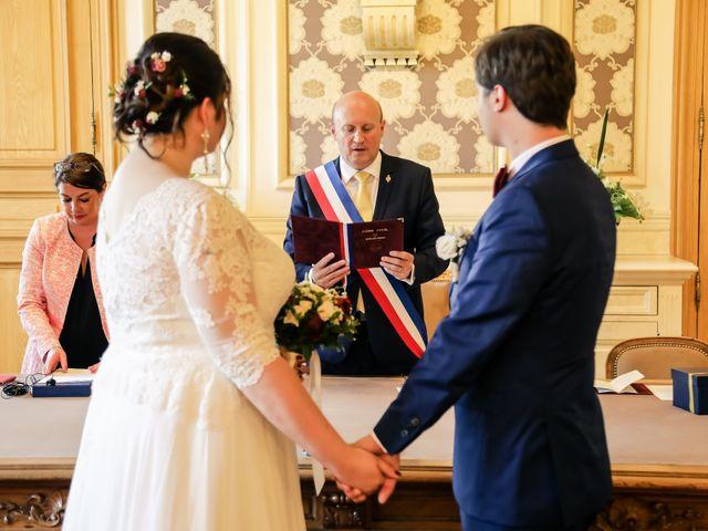 Le mariage de Sébastien et Solène à Levallois-Perret, Hauts-de-Seine 56