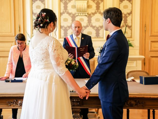 Le mariage de Sébastien et Solène à Levallois-Perret, Hauts-de-Seine 57