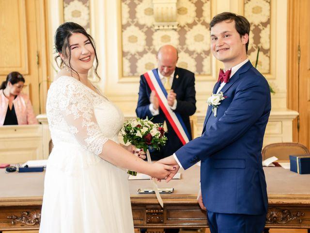 Le mariage de Sébastien et Solène à Levallois-Perret, Hauts-de-Seine 58
