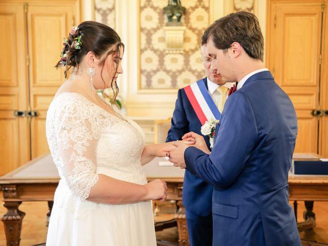 Le mariage de Sébastien et Solène à Levallois-Perret, Hauts-de-Seine 59