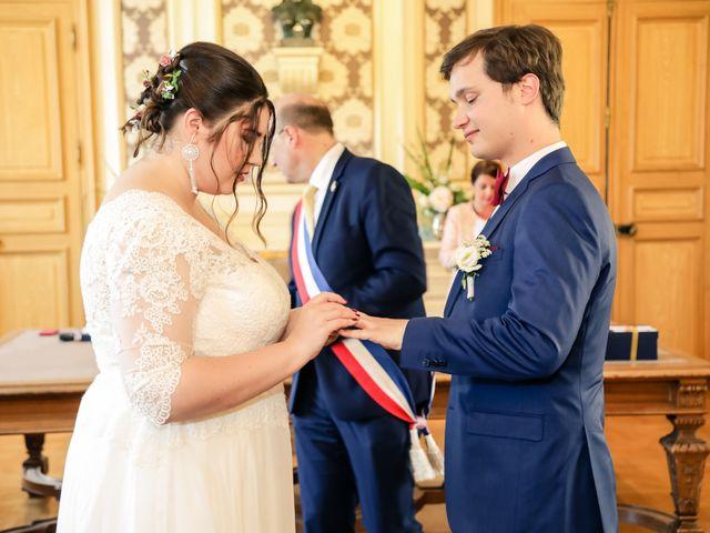 Le mariage de Sébastien et Solène à Levallois-Perret, Hauts-de-Seine 60