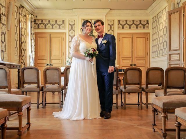 Le mariage de Sébastien et Solène à Levallois-Perret, Hauts-de-Seine 63