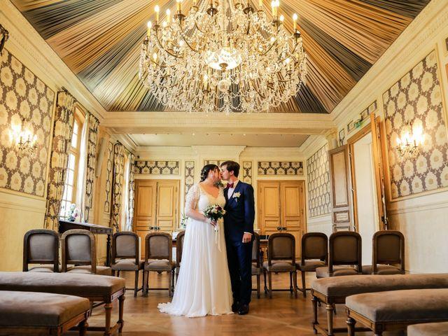 Le mariage de Sébastien et Solène à Levallois-Perret, Hauts-de-Seine 64
