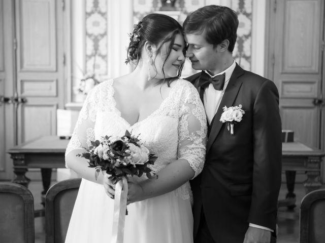 Le mariage de Sébastien et Solène à Levallois-Perret, Hauts-de-Seine 65
