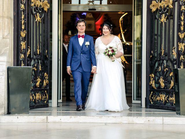 Le mariage de Sébastien et Solène à Levallois-Perret, Hauts-de-Seine 68