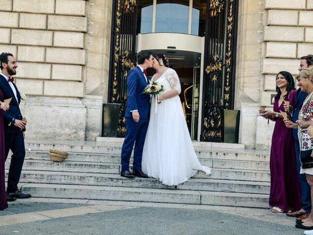 Le mariage de Sébastien et Solène à Levallois-Perret, Hauts-de-Seine 69