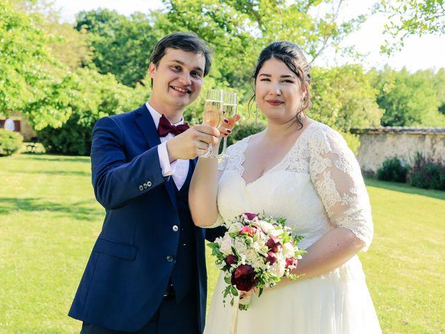 Le mariage de Sébastien et Solène à Levallois-Perret, Hauts-de-Seine 84