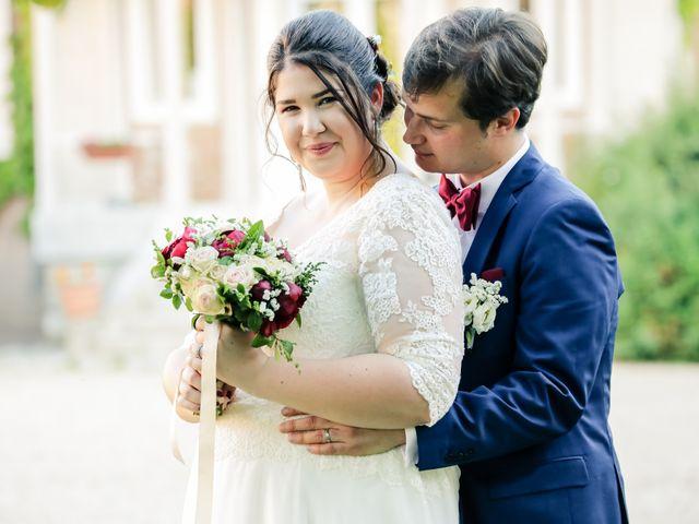 Le mariage de Solène et Sébastien