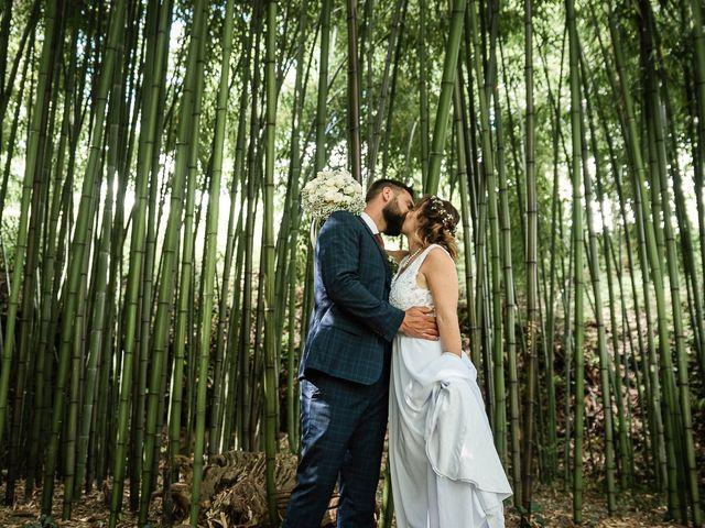 Le mariage de Manon et Loïc