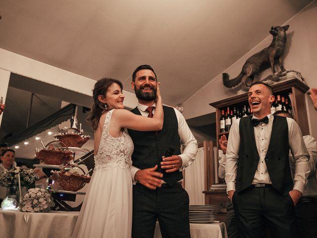 Le mariage de Loïc et Manon à Villandraut, Gironde 27