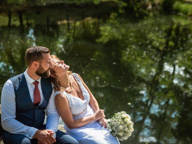 Le mariage de Loïc et Manon à Villandraut, Gironde 9