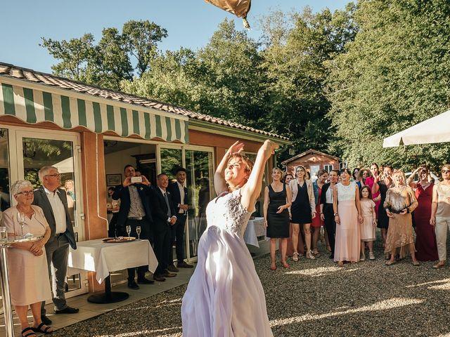 Le mariage de Loïc et Manon à Villandraut, Gironde 25