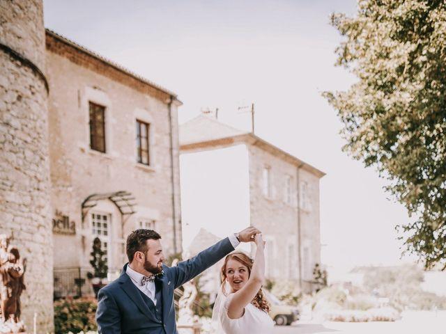 Le mariage de Florent et Marion à Vignieu, Isère 3