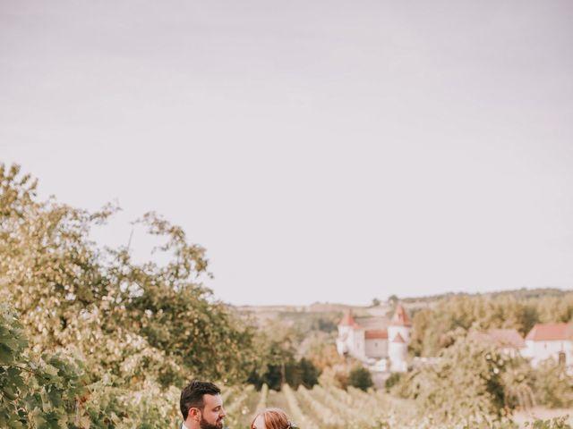 Le mariage de Florent et Marion à Vignieu, Isère 4
