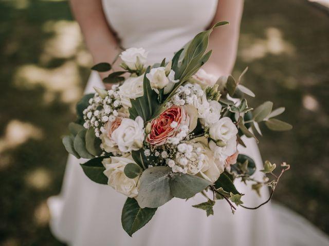 Le mariage de Florent et Marion à Vignieu, Isère 5