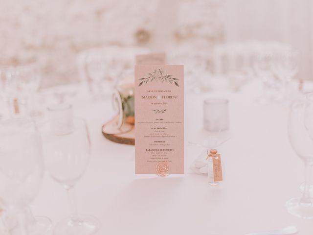 Le mariage de Florent et Marion à Vignieu, Isère 10