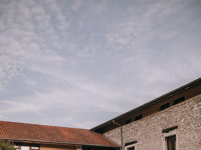 Le mariage de Florent et Marion à Vignieu, Isère 13