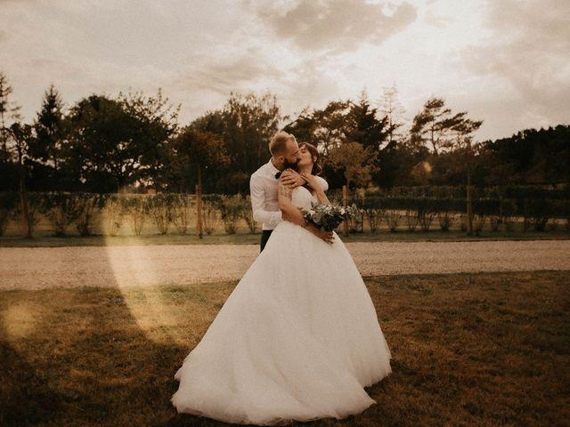 Le mariage de Solène  et Grégory