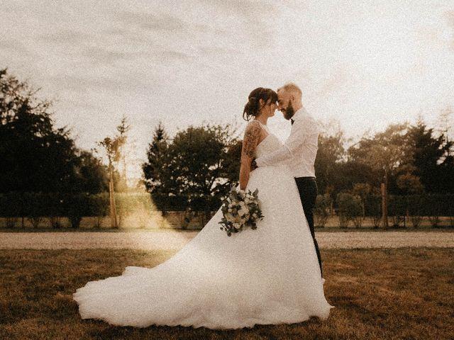 Le mariage de Grégory  et Solène  à Blonville-sur-Mer, Calvados 1