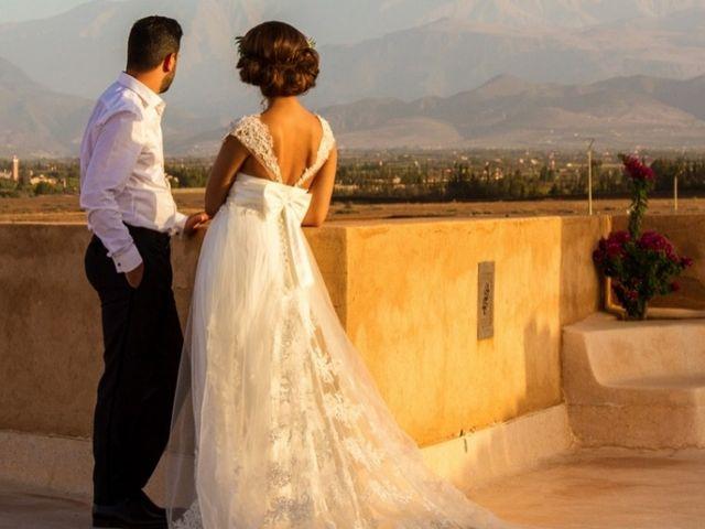 Le mariage de Nora et Mehdi
