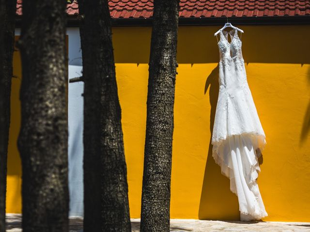 Le mariage de Judi et Alli à Bonifacio, Corse 3