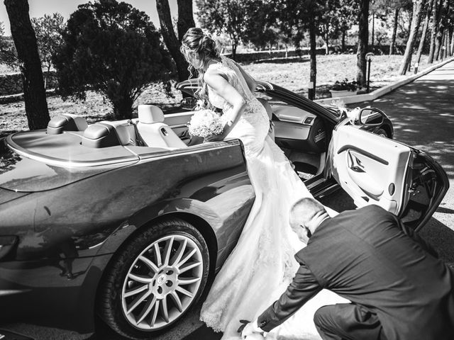 Le mariage de Judi et Alli à Bonifacio, Corse 12