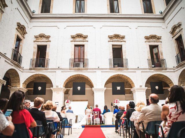 Le mariage de Judi et Alli à Bonifacio, Corse 14