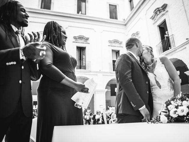 Le mariage de Judi et Alli à Bonifacio, Corse 15