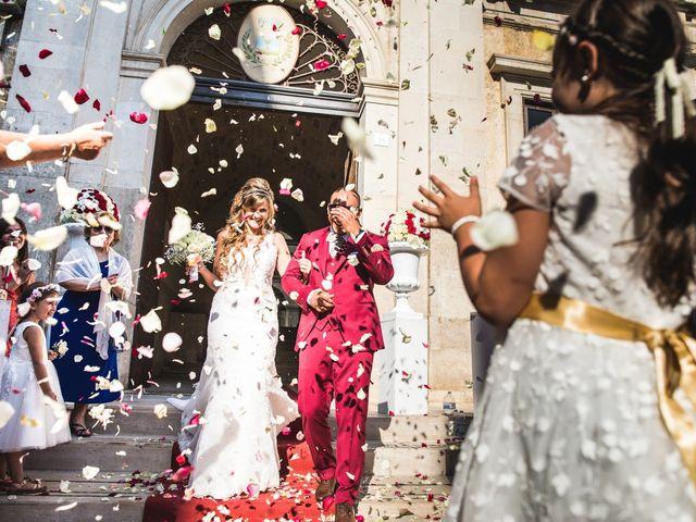 Le mariage de Judi et Alli à Bonifacio, Corse 17