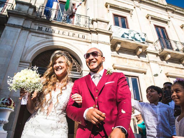 Le mariage de Judi et Alli à Bonifacio, Corse 18