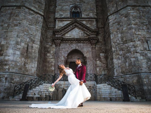 Le mariage de Judi et Alli à Bonifacio, Corse 19