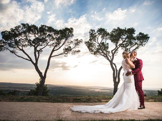 Le mariage de Judi et Alli à Bonifacio, Corse 2