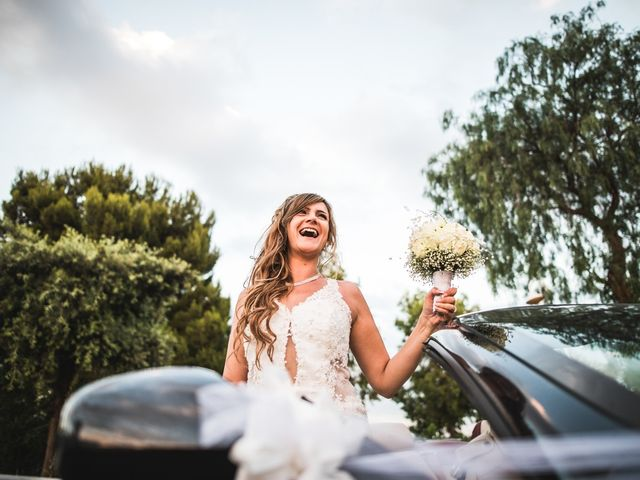 Le mariage de Judi et Alli à Bonifacio, Corse 21