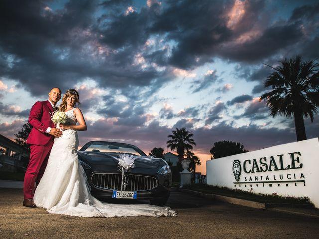 Le mariage de Judi et Alli à Bonifacio, Corse 22