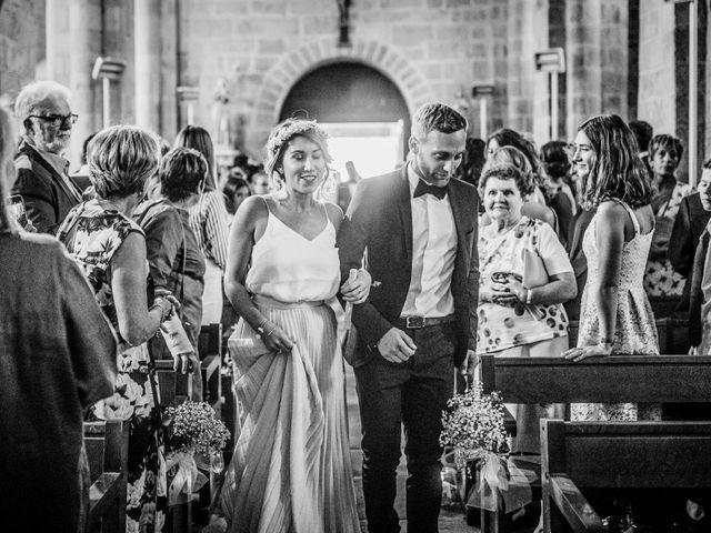 Le mariage de Romain et Marion à Sorbiers, Loire 23