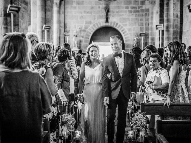 Le mariage de Romain et Marion à Sorbiers, Loire 24