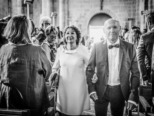 Le mariage de Romain et Marion à Sorbiers, Loire 25