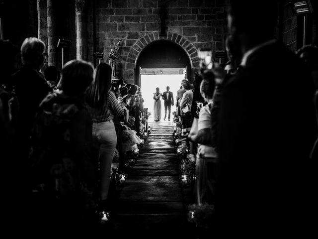 Le mariage de Romain et Marion à Sorbiers, Loire 26