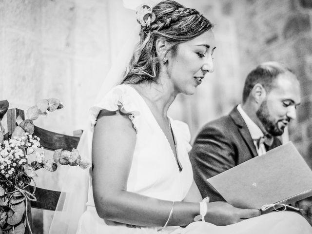 Le mariage de Romain et Marion à Sorbiers, Loire 27