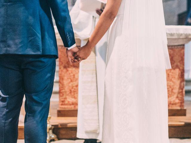 Le mariage de Romain et Marion à Sorbiers, Loire 30