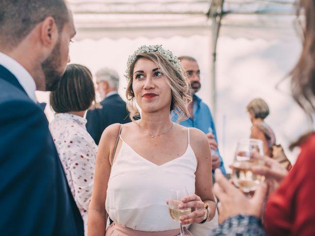 Le mariage de Romain et Marion à Sorbiers, Loire 38