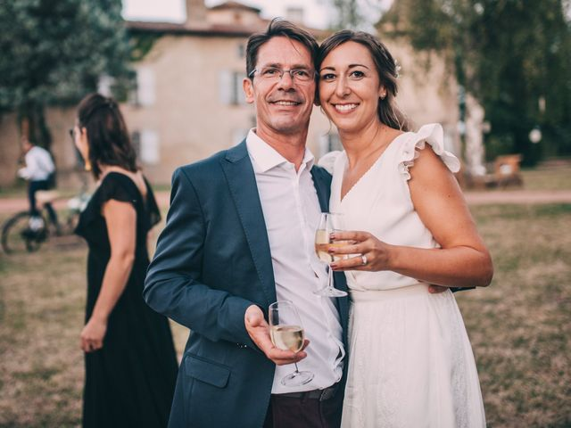 Le mariage de Romain et Marion à Sorbiers, Loire 71