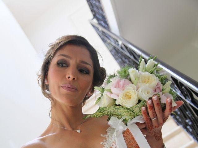 Le mariage de Alain et Sam à Versailles, Yvelines 14