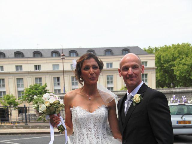 Le mariage de Alain et Sam à Versailles, Yvelines 16