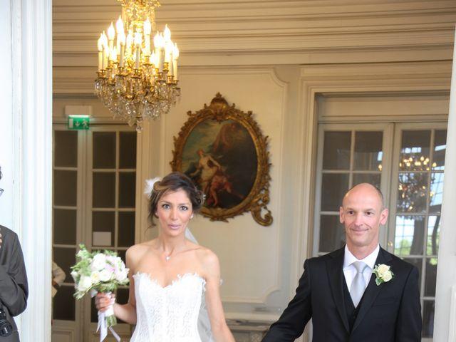 Le mariage de Alain et Sam à Versailles, Yvelines 17