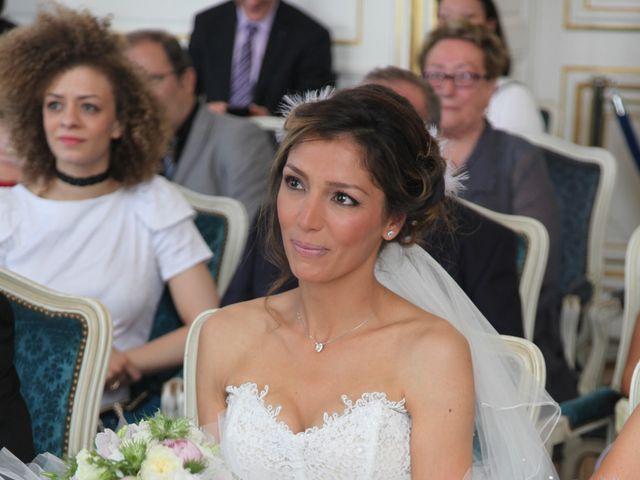Le mariage de Alain et Sam à Versailles, Yvelines 18
