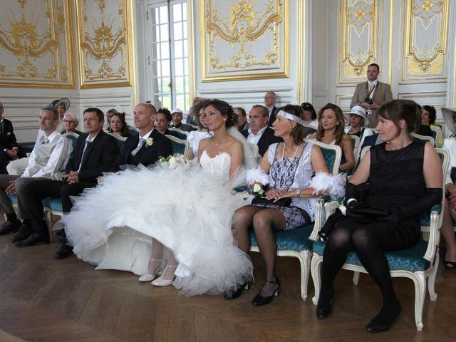 Le mariage de Alain et Sam à Versailles, Yvelines 20
